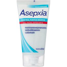 Asepxia Control Puntos Negros Gel X 150 Ml