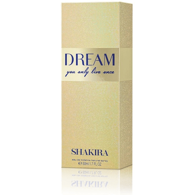 Shakira Dream Fem Edt X 50 Ml