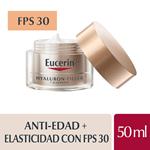 Eucerin Hyaluron-Filler + Elasticity Día FPS 30 X 50 Ml #1