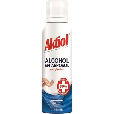 Alcohol En Aerosol Aktiol X 143 Ml