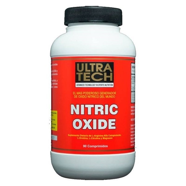 Ultra Tech Nitric Oxide X 90 Comprimidos