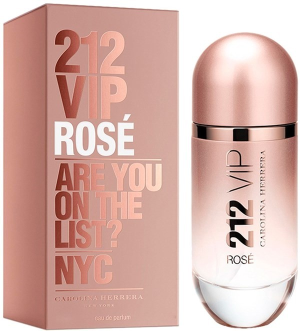 212 Vip Rose Edp X 30 Ml