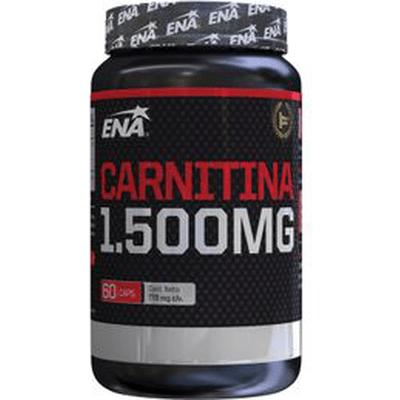 ENA Carnitina Pro Burn X 60 Cápsulas