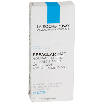 La Roche Posay Effaclar Mat X 40 Ml
