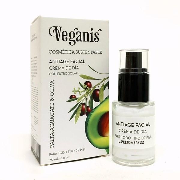 Veganis Crema Anti-age De Día 50gr
