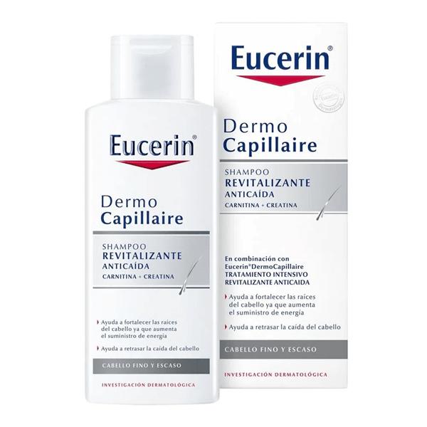 Eucerin Shampoo X 250ml Capilaire Anticaída