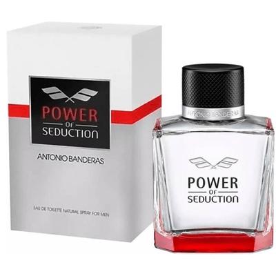 Antonio Banderas Power Of Seduction Men Edt X 100 Ml