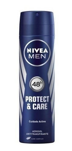 Nivea Men Desodorante En Aerosol Protect & Care x50ml