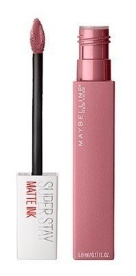 Labial Líquido Maybelline Super Stay Matte Ink 95 Visionary X 4.8 Ml