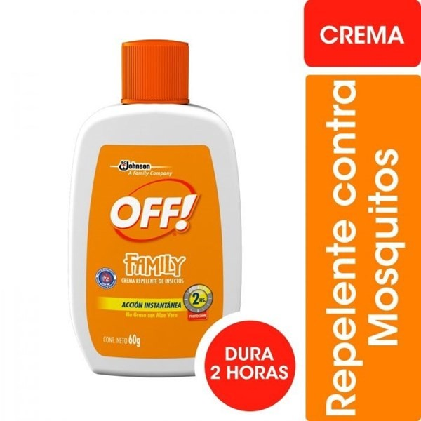 Off Active 60 Ml Repelente