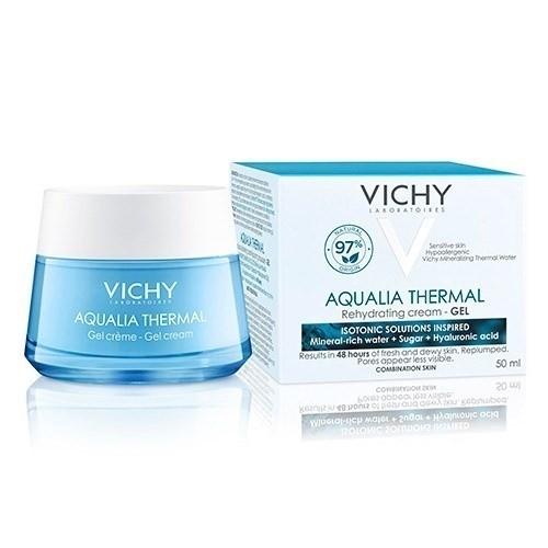 Vichy Aqualia Thermal Gel Hidratante X 50 Ml