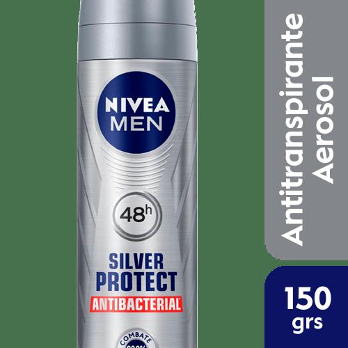 Antitranspirante Silver Protect Dynamic Power Spray