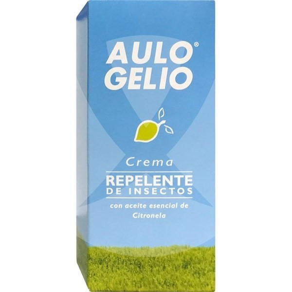 Crema Aulo Gelio Repelente X 50 Gr