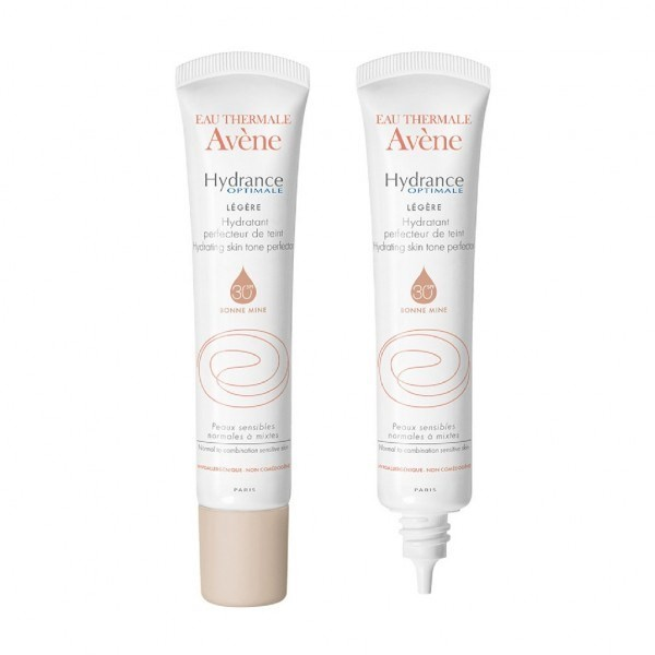 Avene Hydrance Optimale Legere Color Fps30 Hidratación X 40 Ml