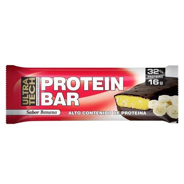 Ultra Tech Protein Bar 50 Gr Banana
