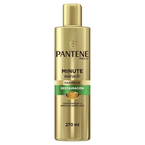 Pantene Miracle Restauracion X 270 Ml Shampoo