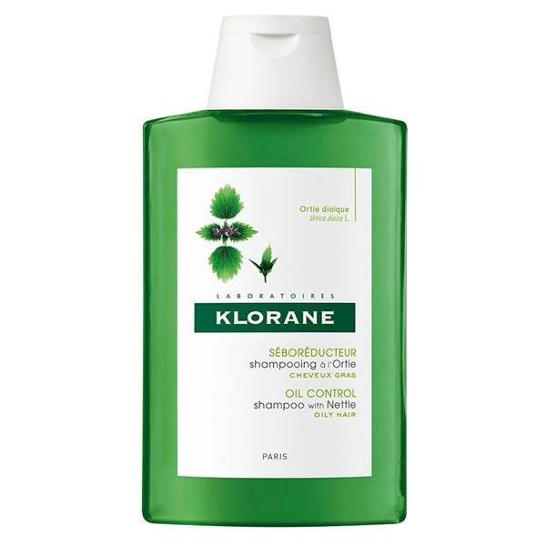 Klorane Shampoo Ortie Blanche (cabellos Grasos)200 Ml.
