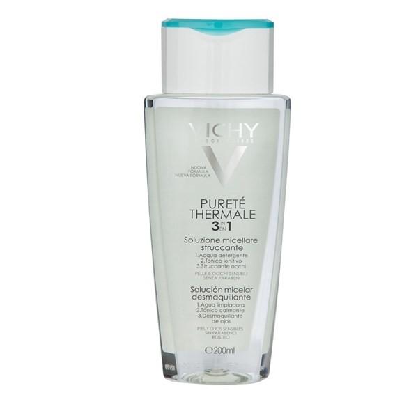 Vichy Pureté Thermale Solución Micelar 3 En 1