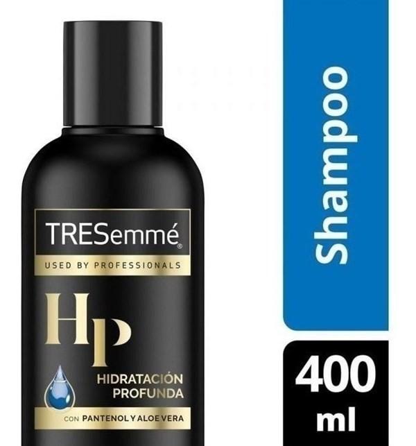 Shampoo Tresemme Hidratación Profunda X 400 Ml