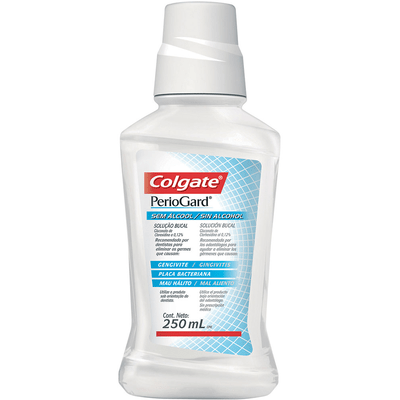 Enjuage Bucal Colgate Perio Gard S/Alcohol X 250 Ml