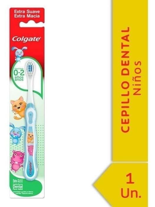 Colgate Cepillo Dental  Smiles 0-2 x1