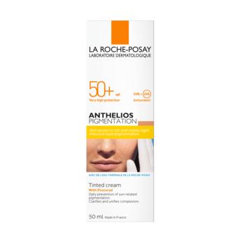La Roche Posay Anthelios Pigmentation Crema Con Color 50+ #1