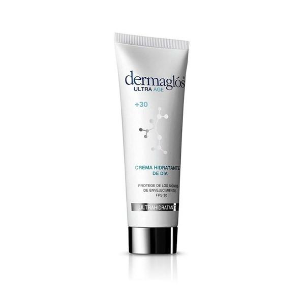 Dermaglós Facial Ultra Age +30 Crema Hidratante De Día Fps30 X 50g #1