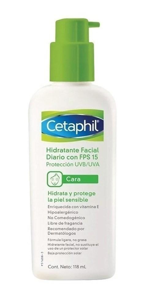 Cetaphil Emulsión Hidratante Facial Diario FPS15 X 118 Ml #1
