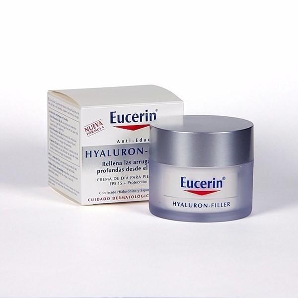 Eucerin Hyaluron-filler Crema De Día Para Piel Seca #1