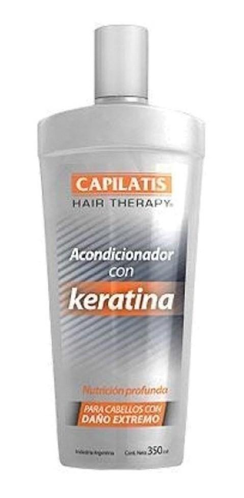 Acondicionador Capilatis Keratina Nutrición Prufunda X 350 Ml
