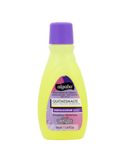 Algabo Quitaesmalte Fortalecedor 50ml