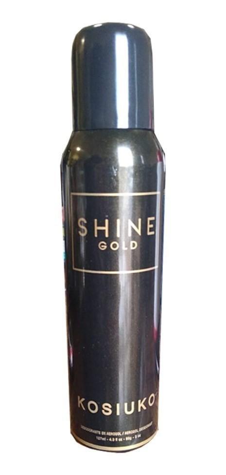 Desodorante Mujer Kosiuko Shine Gold 127ml