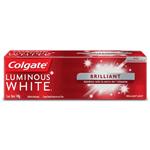 Crema Dental Colgate Luminous White X 140 Gr  #1
