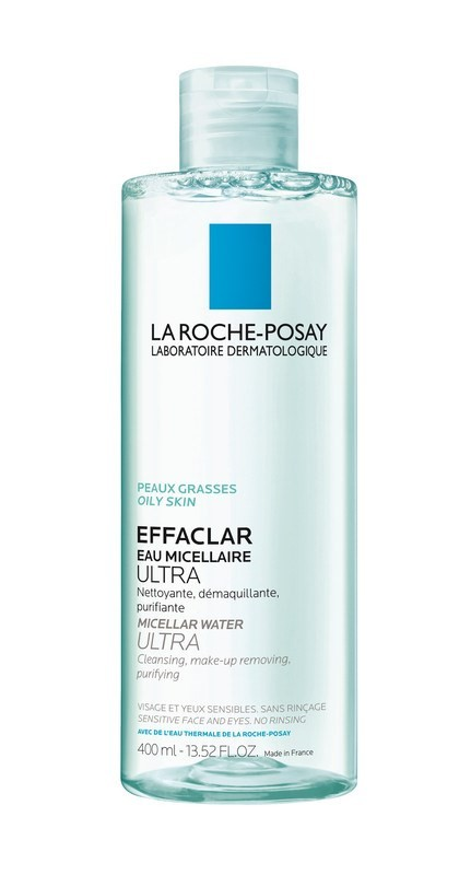La Roche Posay Effaclar Agua Micelar X 400 Ml