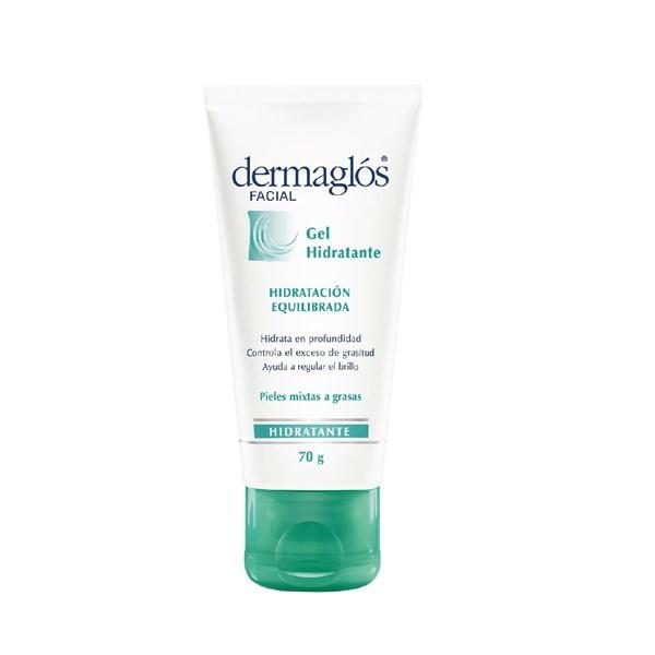 Gel Facial Dermaglos Hidratación Equilibrada X 70 Gr #1