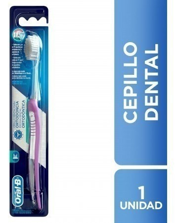 Oral-B Cepillo Dental Ortodoncia x1
