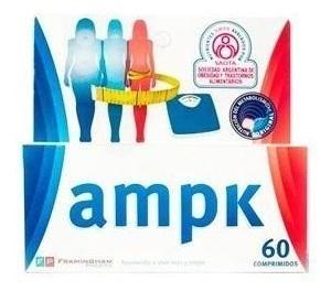 Ampk Nutricion 60 Comprimidos