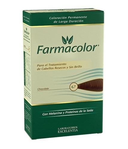 Tintura Farmacolor Kit 06 Rubio Oscuro