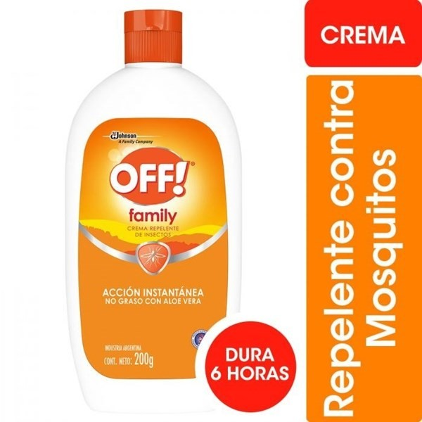 Off Family Active 200 Gr Repelente