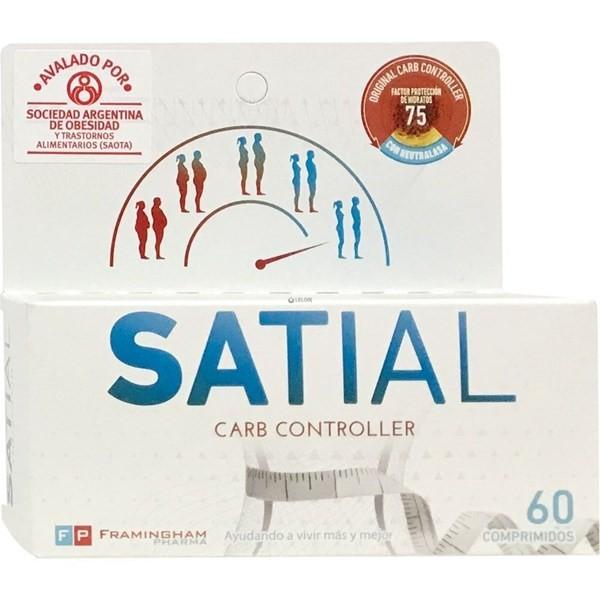 Suplemento Dietario Satial Food Comprimidos X 60