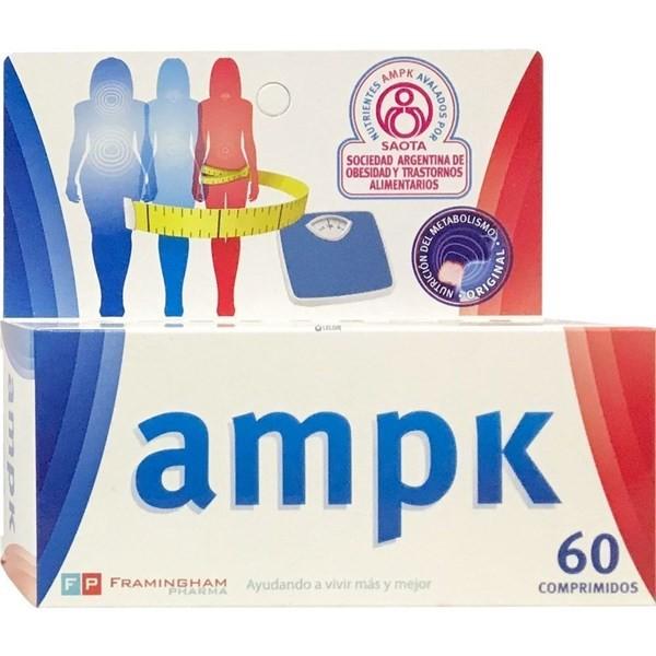 Ampk Suplemento Dietario X 60 Comp.