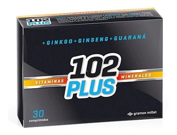 102 Años Plus Multivitaminico Antioxidante X 30 Comprimidos