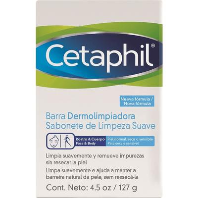 Cetaphil Barra Dermolimpiadora X 127 Gr  #1