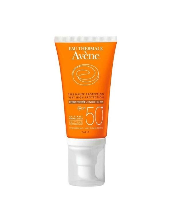 Avene Crema Spf50+ Color 50 Ml