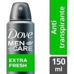 Desodorante Dove Men Care Antitranspirante Extra Fresh X 150 Ml  #1