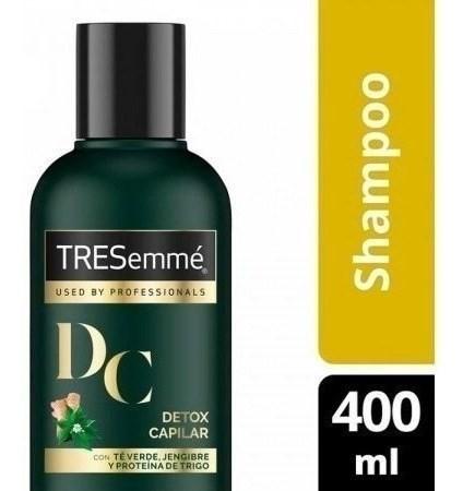 Shampoo Tresemme Detox Capilar X 400 Ml