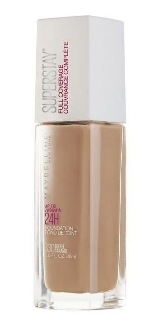 Base De Maquillaje Maybelline Super Stay 24hs Full Coverage Toffee X 30 Ml #1