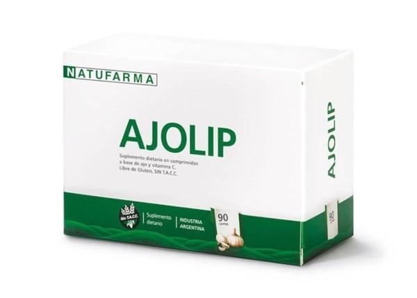 Ajolip Natufarma X 90 Cápsulas