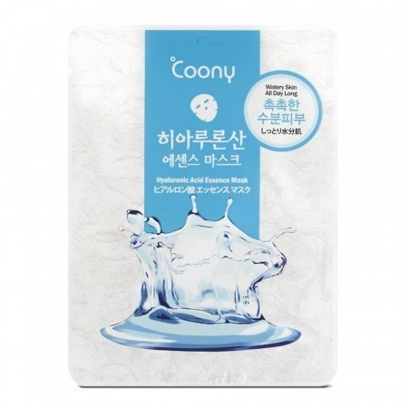 Coony Mascarilla Hyaluronic Acid Essence X1