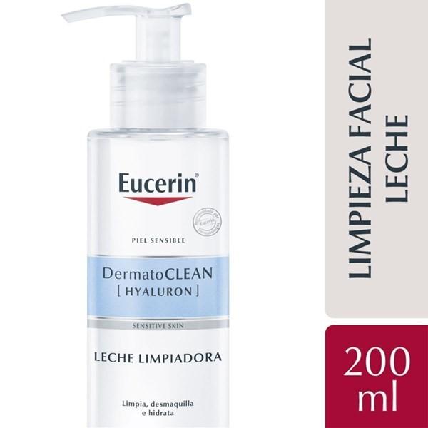 Eucerin Piel Facial Dermatoclean Leche Facial Limpiadora200 Ml.